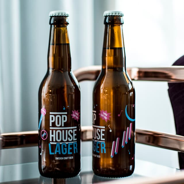 Pop House Hote, Pop House Lager